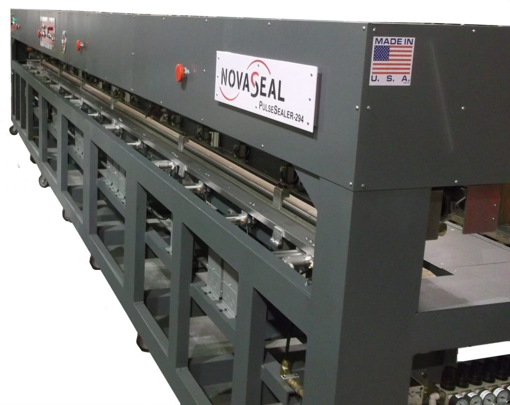 Dual Expandable Awning Welder